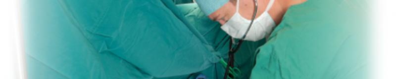 Anaesthesia banner